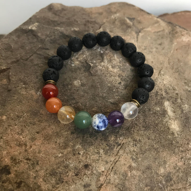 Chakra Bracelet - The Gallant Way