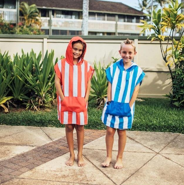 Beach Ponchos for Kids1