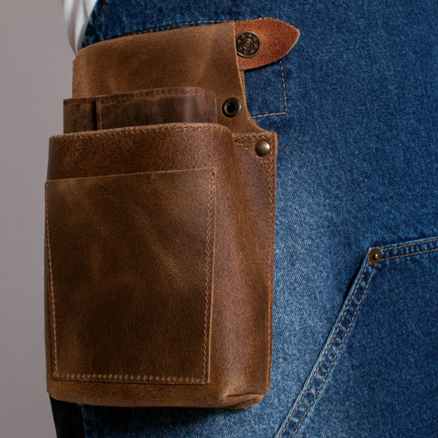 LEATHER POUCH - The Gallant Way