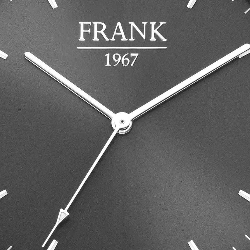 7FW-0007, Watch - Men's Bracelet Homme, Frank1967