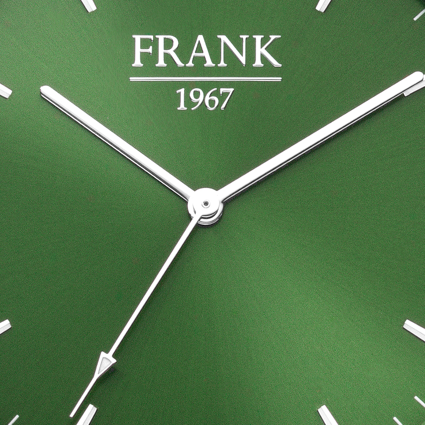 7FW-0008, Watch - Men's Bracelet Homme, Frank1967