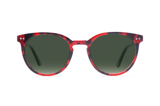 Men's Halfrounded Ember Sunglasses 2  -Oxford