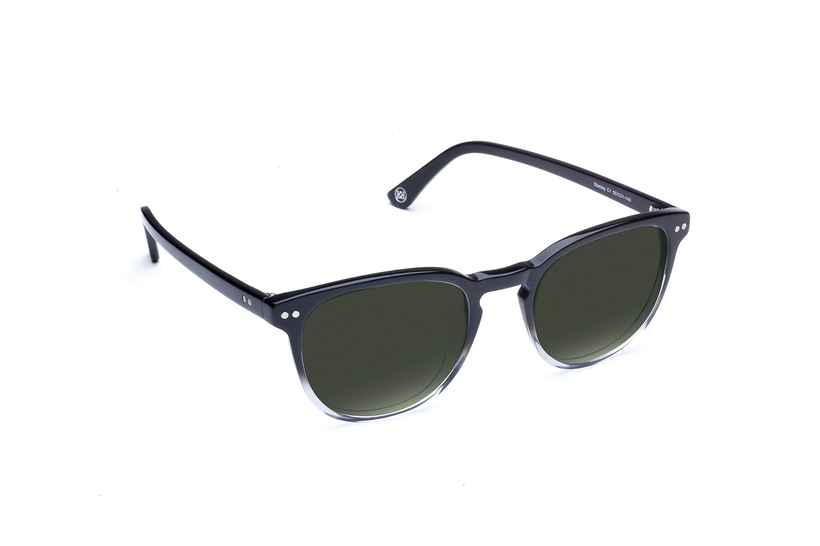 Men's Cool Sunglasses - Stanley Black Dusk  1