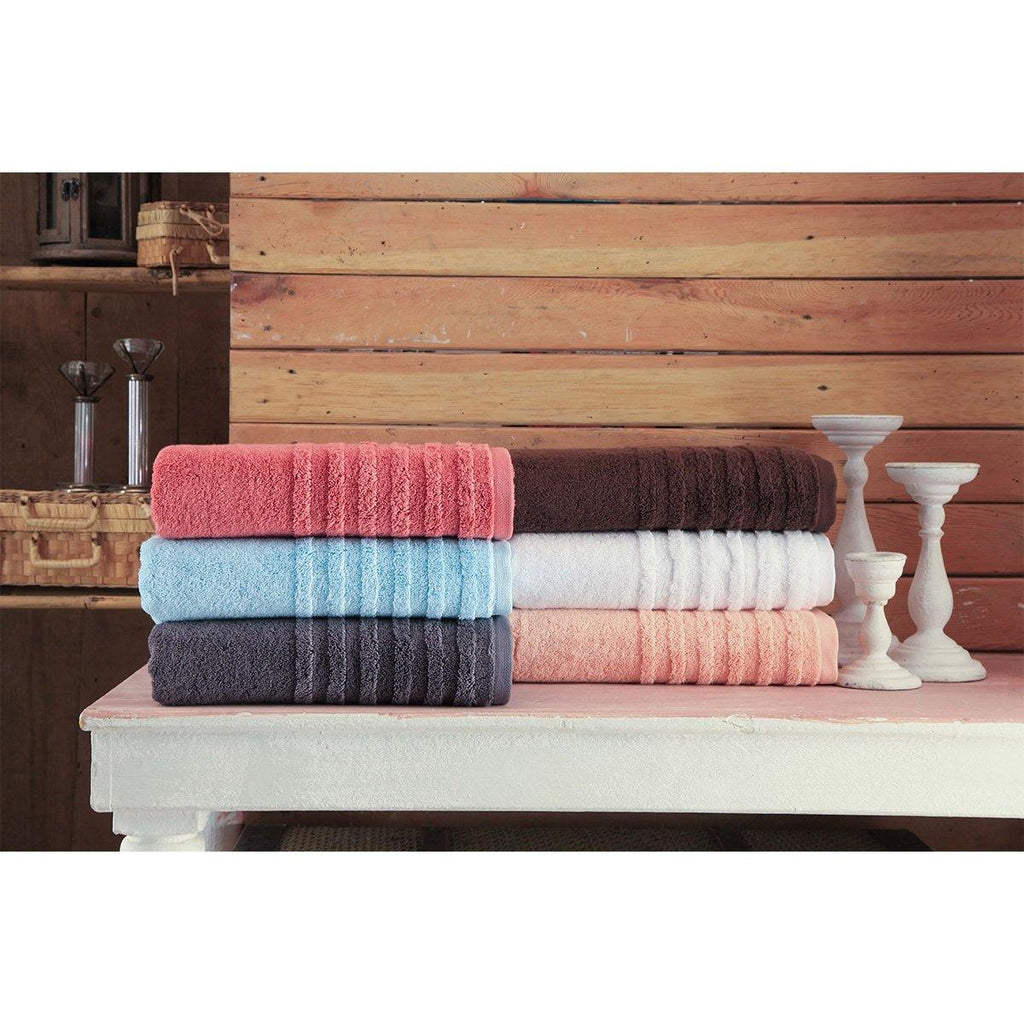Bath Towels Set - Opulent Collection 3 Pcs - The Gallant Way