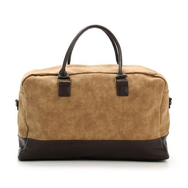 Men's Vegan Leather Duffel Bag - Marcel 5