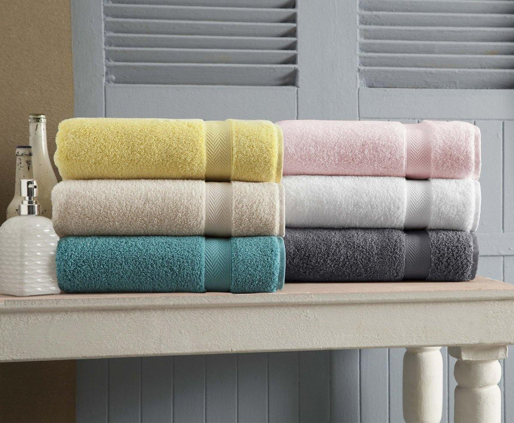 Bath Towels Set - Klassic Collection 6 Pcs - The Gallant Way