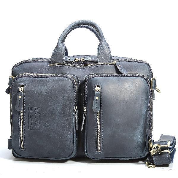 Men's Leather Briefcase Hartwell  3