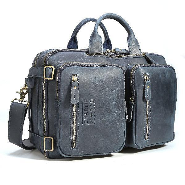 Men's Leather Briefcase 1