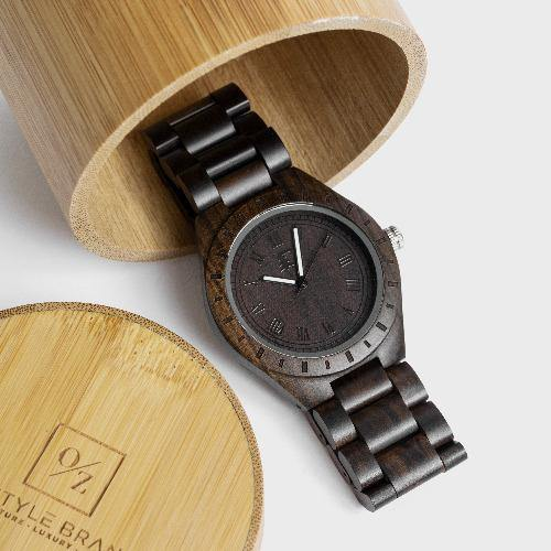 Men's Wood Watch -Nijo 2