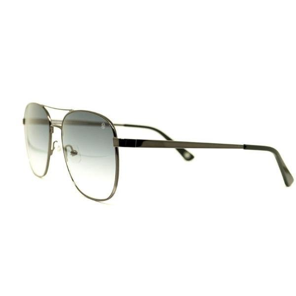 Men's Vintage Sunglasses Gunmetal  1