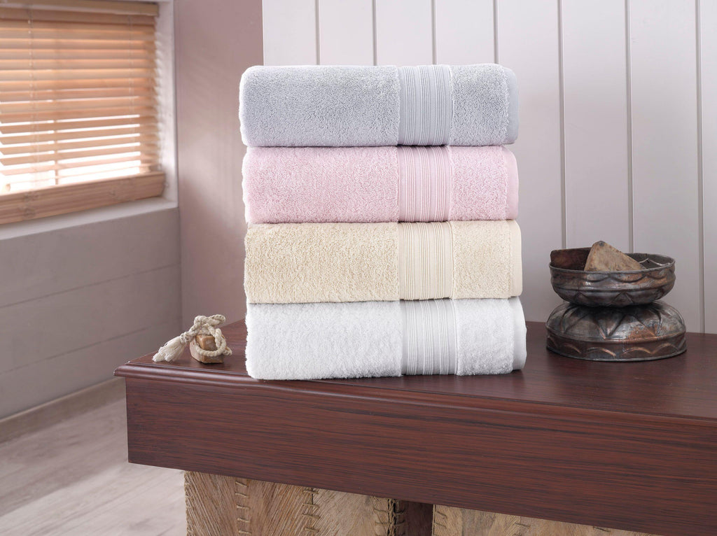 Bath Towels Set - Ibiza Collection 6 Pcs - The Gallant Way