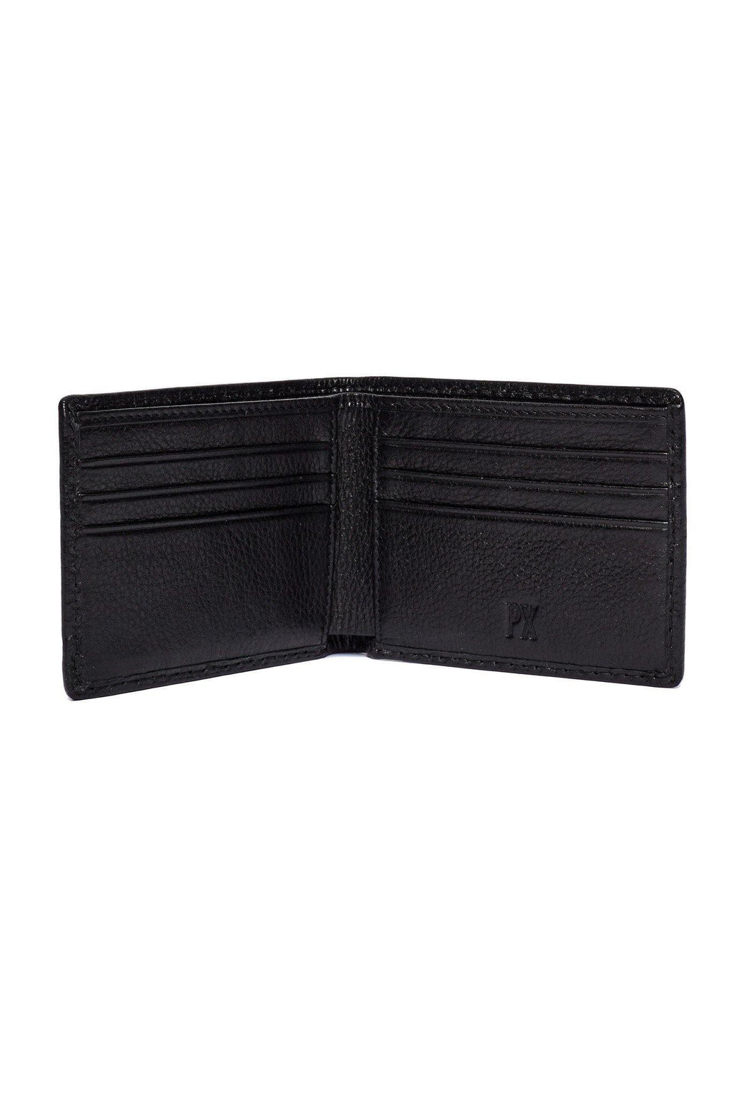 Bi-Fold Wallet Leather Wallet - Ayes - The Gallant Way