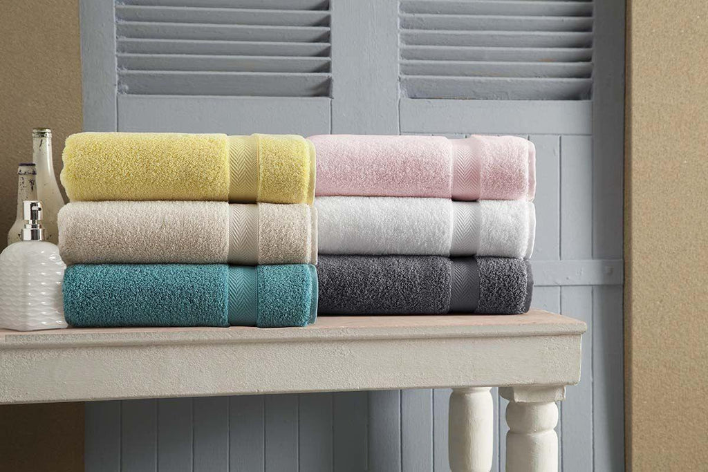 Bath Towels Set - Klassic Collection 3 Pcs - The Gallant Way