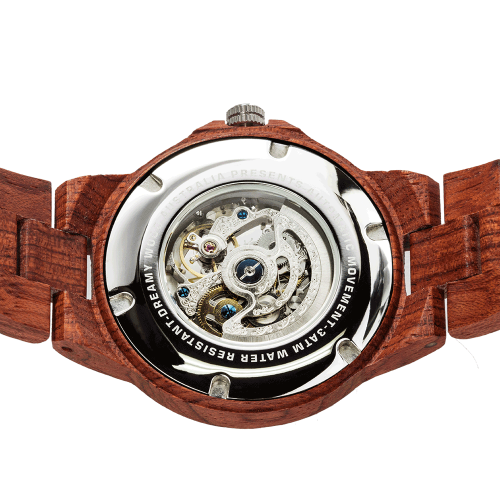 Men's Wooden Watch  Automatic Kosso 3