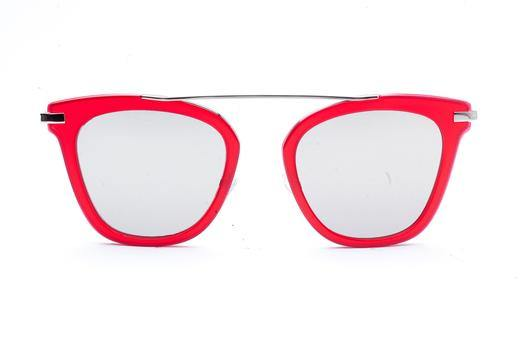 Miramar - Candy Red Sunglasses - The Gallant Way