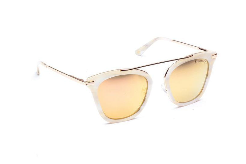 Miramar - Seashell Sunglasses - The Gallant Way