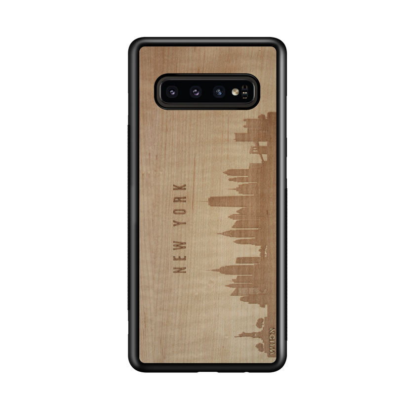 CityScape Wooden Phone Case | New York NY - The Gallant Way