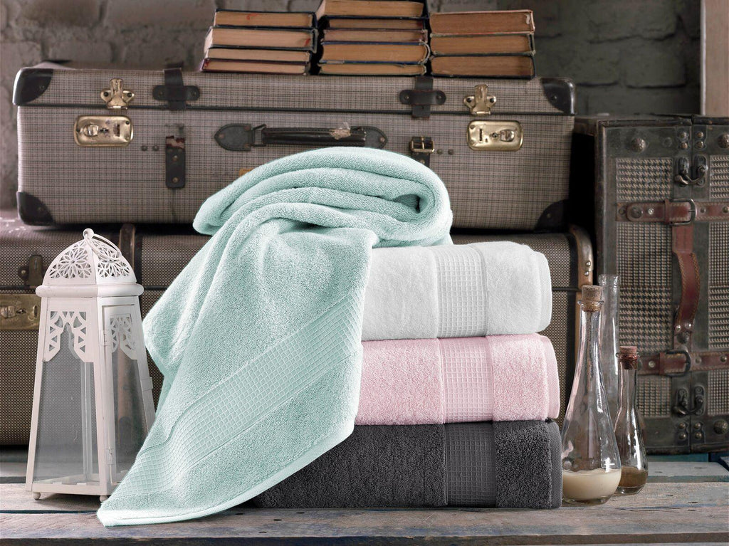 Bath Towels Set  Milano Collection 2 Towels Set - The Gallant Way