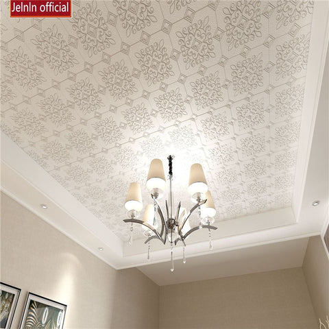 3D stereo wall stickers anti-collision background stickers self-adhesive wallpaper ceiling bedroom living room soft wall sticker