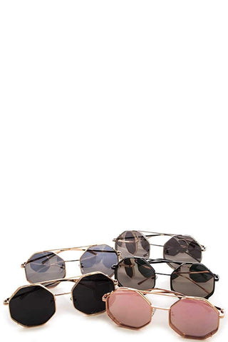 Modern Fashion Angled Sunglasses - dress4less.com