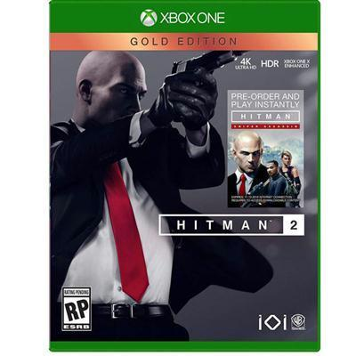 Hitman 2 Gold Edition XB1