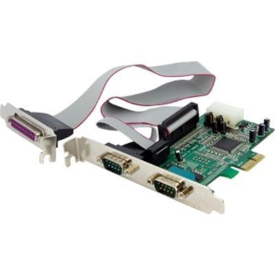 2S1P PCIe Combo Adapter Card