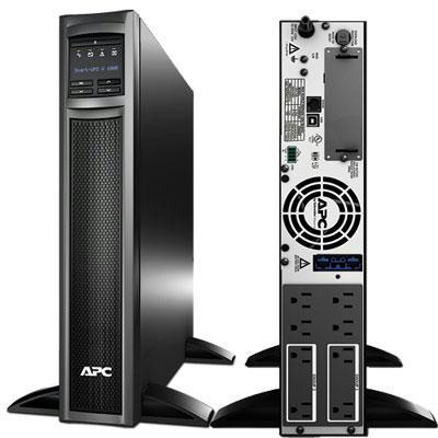 1000VA Smart UPS X Rack Tower