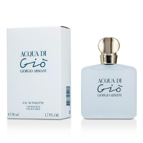 Acqua Di Gio Eau De Toilette Spray - 50ml-1.7oz