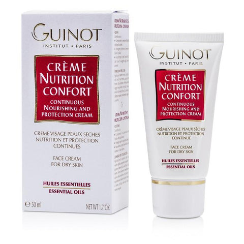 Continuous Nourishing & Protection Cream (For Dry Skin) - 50ml-1.7oz