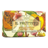 Il Frutteto Sweetening Soap - Peach & Melon - 250g-8.8oz