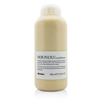Nounou Nourishing Conditioner (For Highly Processed or Brittle Hair) - 1000ml-33.8oz