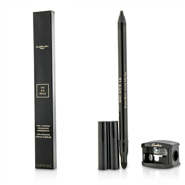 Le Crayon Yeux The Eye Pencil - # 01 Black Jack - 1.2g-0.04oz