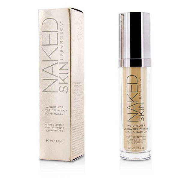 Naked Skin Weightless Ultra Definition Liquid Makeup - #3.5 - 30ml-1oz
