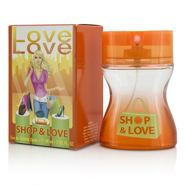 Shop & Love Eau De Toilette Spray - 60ml-2oz