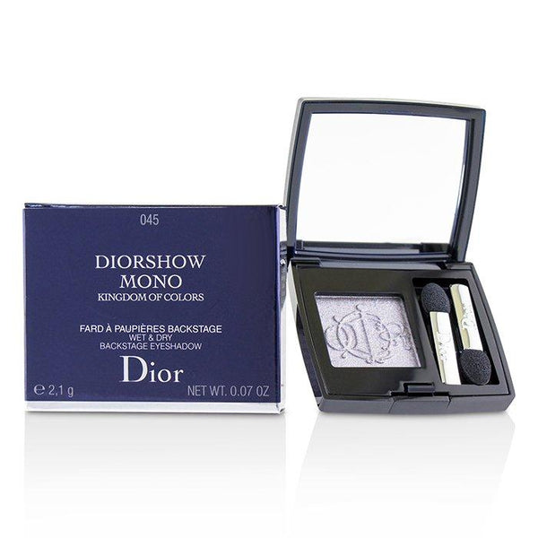 Kingdom of Colors Diorshow Mono Wet & Dry Backstage Eyeshadow (Limited Edition) - # 045 Fairy Grey - 2.1g-0.07oz