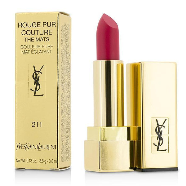 Rouge Pur Couture The Mats - # 211 Decadent Pink - 3.8g-0.13oz