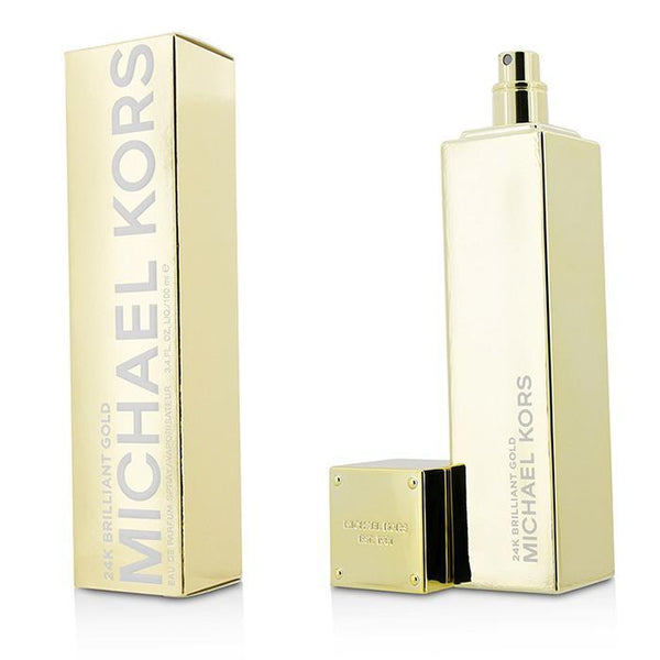 24K Brillant Gold Eau De Parfum Spray - 100ml-3.4oz