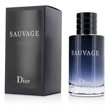 Sauvage Eau De Toilette Spray - 100ml-3.4oz