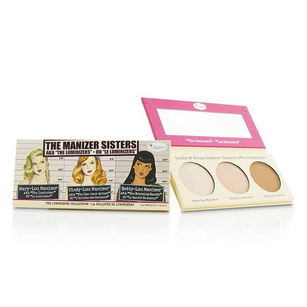 The Manizer Sisters (Betty Lou Manizer, Cindy Lou Manizer, Mary Lou Manizer) - 3x3g-0.11oz
