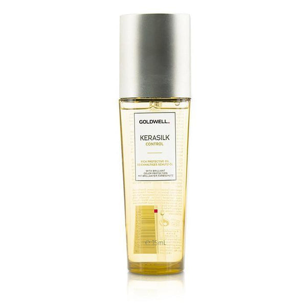 Kerasilk Control Rich Protective Oil (For Extremely Unmanageable, Unruly and Frizzy Hair) - 75ml-2.5oz
