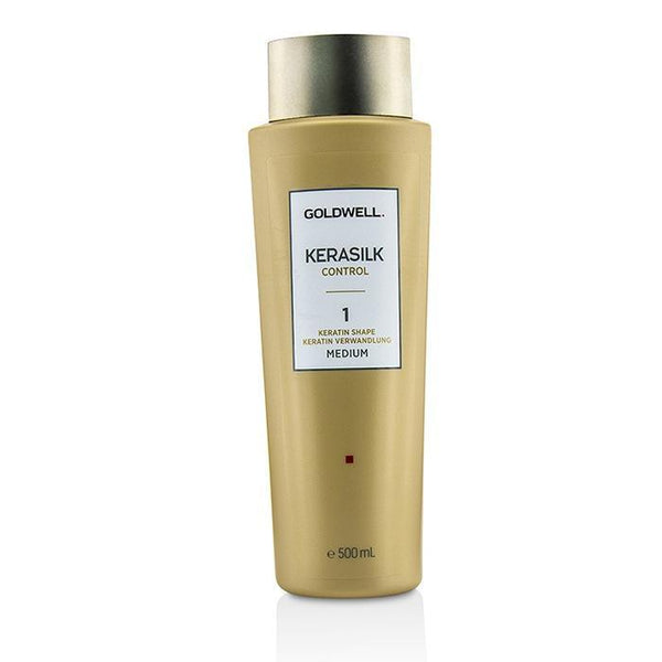 Kerasilk Control Keratin Shape 1 - # Medium - 500ml-16.9oz
