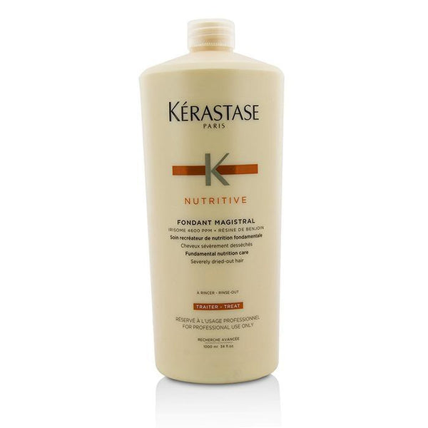Nutritive Fondant Magistral Fundamental Nutrition Care (Severely Dried-Out Hair) - 1000ml-34oz