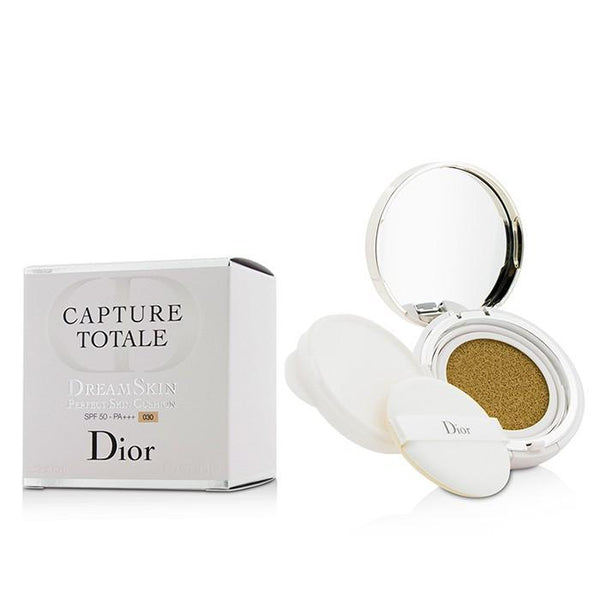 Capture Totale Dreamskin Perfect Skin Cushion SPF 50  With Extra Refill - # 030 - 2x15g-0.5oz