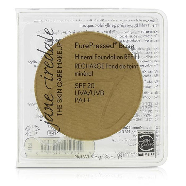 PurePressed Base Mineral Foundation Refill SPF 20 - Latte - 9.9g-0.35oz