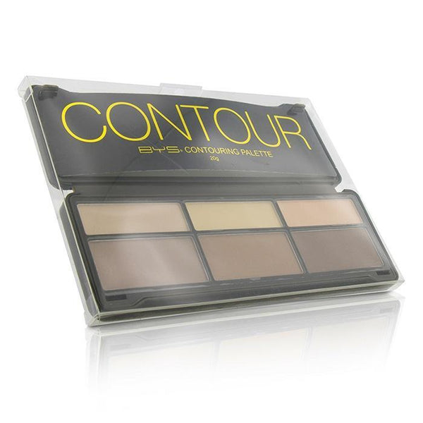 Contour Palette (3x Contouring Powder, 3x Highlighting Powder) - 20g-0.7oz