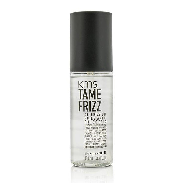 Tame Frizz De-Frizz Oil (Provides Frizz & Humidity Control For Up To 3 Days) - 100ml-3.3oz