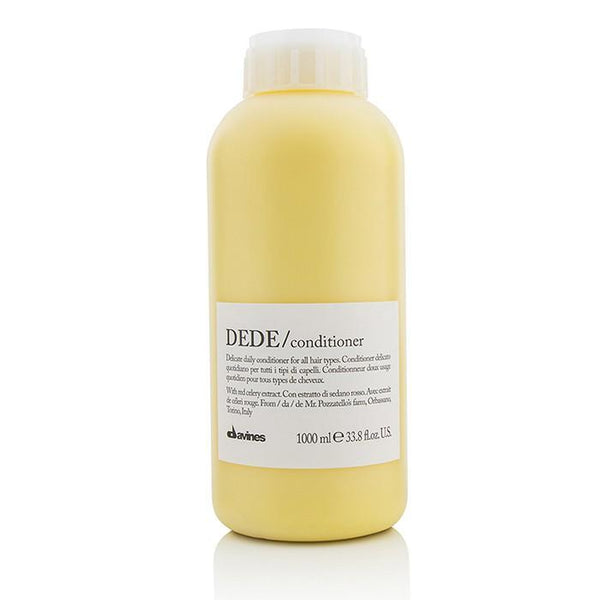Dede Delicate Daily Conditioner (For All Hair Types) - 1000ml-33.8oz