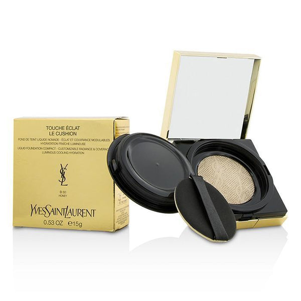 Touche Eclat Le Cushion Liquid Foundation Compact - #B50 Honey - 15g-0.53oz