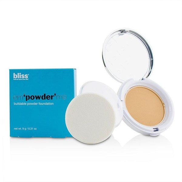 Em'powder' Me Buildable Powder Foundation - # Buff - 9g-0.31oz