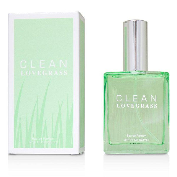 Clean Lovegrass Eau De Parfum Spray - 60ml-2oz